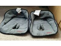 Diono waterproof child car seat/pushchair waterproof protectors