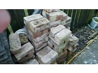 Old Imperial size bricks free to collect