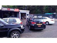 Mechanic Garages & Car Valeting Business for Sale