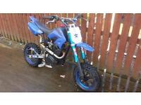 Ghost 200cc pit bike