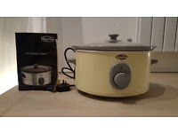 Breville Slow Cooker ** Avalible 16 Jan 2017***