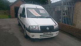 Fiat scudo sx jtd dynamic ,dispatch ,expert