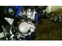 Wr125 parts only may swap for Cr/Rm/Yz80