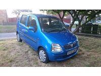 Vauxhall Agila 1.2 16v 12 MONTHS MOT 70,000 MILES