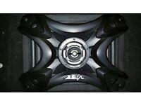 Full VIBE setup.....amp sub and shelf speakers + mexbt3900u Sony hEAD UNIT