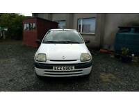 Renault Clio (No emails or text messages - not fiesta, corsa, megane, ka)