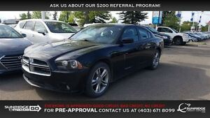 2012 Dodge Charger SXT, MOONROOF, LEATHER, HEATED SEATS