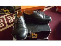 Cadet shoes / parade shoes / formal / mens size 9 x2
