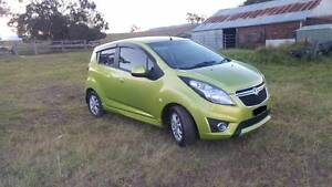 2013 Holden Barina Spark Hatchback #Very low kms# Rosevale Ipswich South Preview