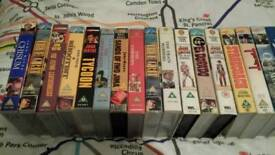 Jhon vhs tapes