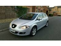2007 SEAT LEON 2.0TDI..MOT..(5DOORS)SERVICE BOOK..HPI CLEAR..TOP RUNNER
