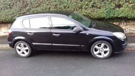 vauxhall astra 1.8 automatic low miles petrol
