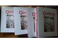 Complete Set of Art of Quilting Magazines