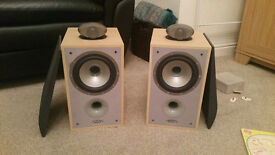 Tannoy DC1 Dual Concentric speakers [pair] for sale [in working order]