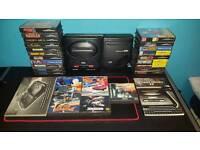 Mega Drive/Mega CD + 20 games and 5 Mega CD games