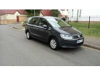 Volkswagen Sharan 2.0 TDI BlueMotion Tech S MPV 5dr 2013 (63) £12500