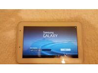 """Samsung Galaxy GT-P3110 Tab 2 Android WiFi 8GB Touch 7"""" Tablet White"""
