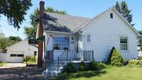 Large 3 bedroom home with detached garage in Point Edward