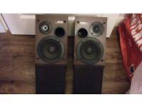 TECHNICS SPEAKERS SB-HD501