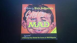 Good Days and Mad paperback