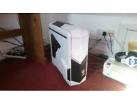 GAMING PC 8 x 4,7 GHZ Processor, 16 GB RAM, 8GB GDDR5 Graphic Card