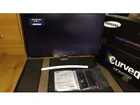"""Samsung curved LED 27"""" monitor"""