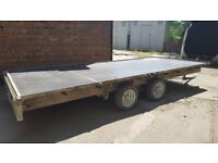 RECOVERY TRANSPORTER TRAILER FOR HIRE in DERBY