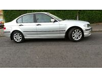 OUTSTANDING CAR,£2295,2005 BMW 318SE FOUR DOOR,MOT APRIL 2017,seat,vans,volkswagen,mini,audi,