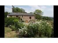 Luggs Barn - Devon. Last minute deals