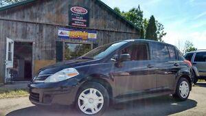 2011 Nissan Versa Hatchback 6spd **PAY $77.08 BI-WEEKLY**$0DOWN*