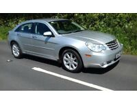 2009 Chrysler Sebring 2.0i Silver, Mot'd 9 Months, Leather, Full Electics, Low Miles, Warranty