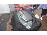 16 to 20 man tent very good condition been used twice has to go as we now have caravan
