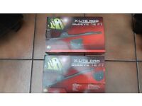 2 x brand new JRC X-Lite Rod Sleeves 12ft fishing rod and reel protection sleeves