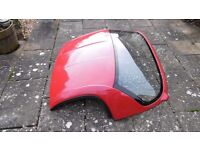 Toyota MR2 Hard Top (Red)