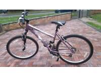 Ladies bicycle: Mongoose Switchback Suntour