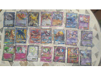 Sets of POKEMON CARDS! 15 Holo/rare or 100 bulk! Individual cards GX & EX & Holo!