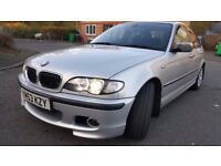 BMW 320D M SPORT for sale or swap - lhd?