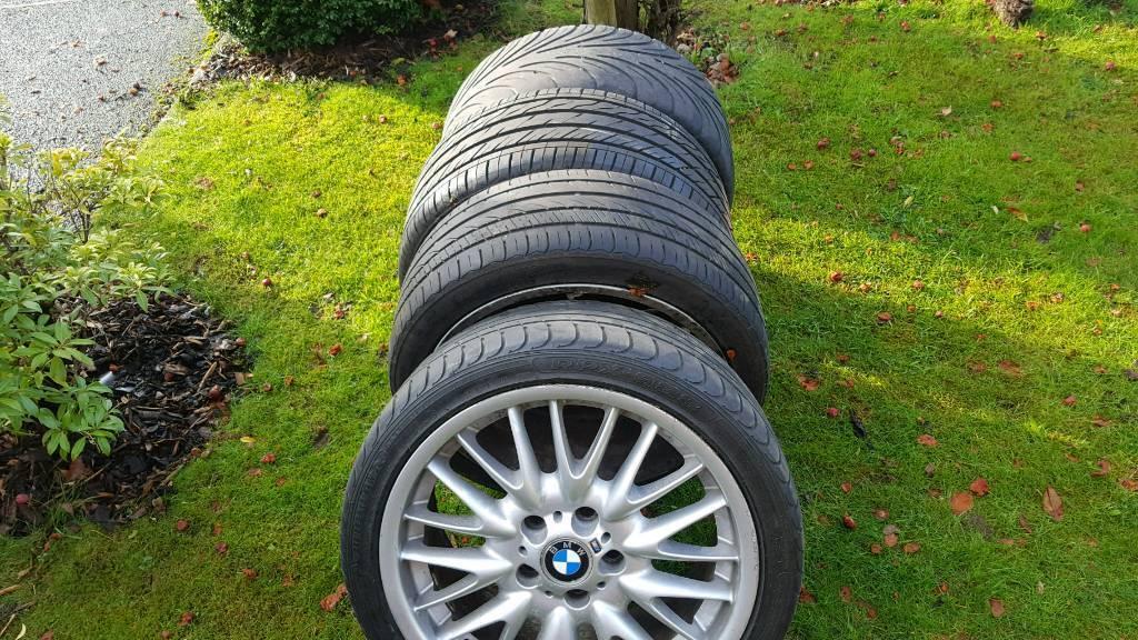 "Bmw mv1 18"" wheels"