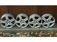 "5x112 17"" golf gt alloy wheels"
