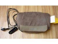 Homedics Deluxe Shiatsu Massage Pillow with heat SP-39H