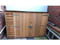 garden sheds york area new used garden sheds for sale in york north yorkshire
