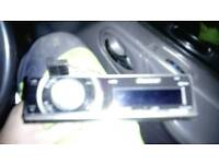 Pioneer cd/aux/USB car stereo mint condition