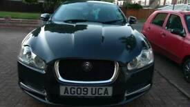 Jaguar XF luxury 3.0 V6 diesel auto