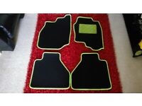 Car Mats for Nissan Navara D40 Brand New, Used an hour! (driver one)