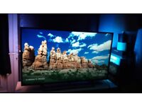 LCD Philips 55 inches 4k