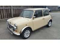 FANTASTIC 1987 CLASSIC MINI IN MINT ORIGINAL CONDITION WITH HISTORY