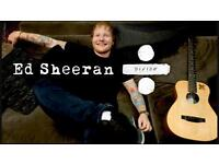 Ed Sheeran #02arena #Seated #X2 #Tuesday #May2nd #Divide