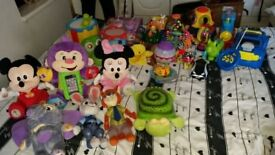 Kids toys from 3 months upwards
