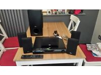 Home Theater system LG ht805sh 5.1 VERY POWERFUL!!!