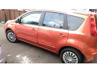 2006 Nissan Note S , In excellent conition , well maintained